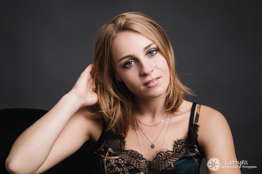 Séance portrait Femme